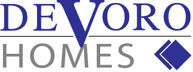 Devero homes logo